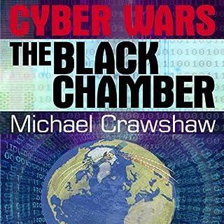 Cyber Wars audiobook cover art