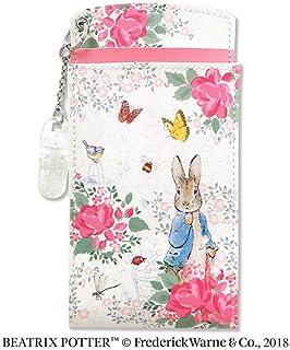 ピーターラビット 胸ポケット用ペンケース Glorious Garden ピンク ST-ZP0025
