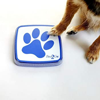 Paws2Go Dog DoorBell Potty Training Device with Mobile Device Alerts