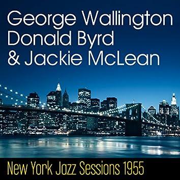 New York Jazz Sessions - 1955