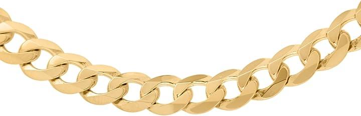 Collana d`oro da uomo carissima gold 1.13.2195