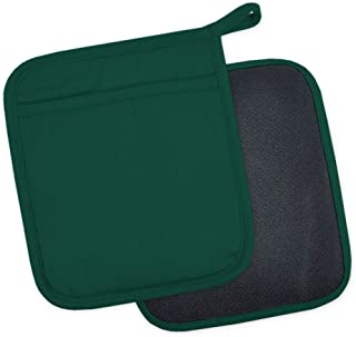 DII Cotton and Neoprene Pot Holders , 7 x 8