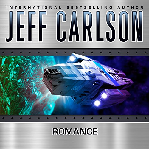 Romance audiobook cover art