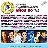 Siete Decadas De La Mejor Música Española Años 80. Vol. 5