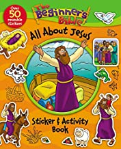 The Beginner's Bible All About Jesus Sticker and Activity Book PDF