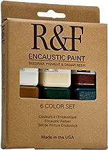 R&F Encaustic Earth Tones Color Set (1830)