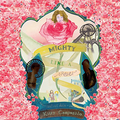Mighty Like a Rose audiobook cover art