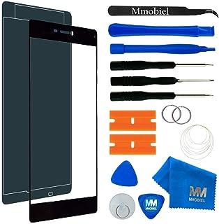 MMOBIEL Kit de Reemplazo de Pantalla Táctil Compatible con Huawei P7 (Negro) Incluye Pantalla de Vidrio/Cinta Adhesiva de 2 mm/Kit de Herramientas/Limpiador de Microfibra/Alambre Metálico