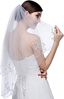 exotic wedding veils