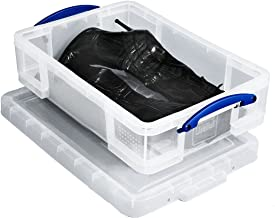 Really Useful Pudełko 24,5c pudełko do przechowywania 400x140x600 mm przezroczyste