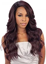 Freetress Equal Brazilian Natural Deep Invisible L Part Lace Front Wig DANITY (OP99J)