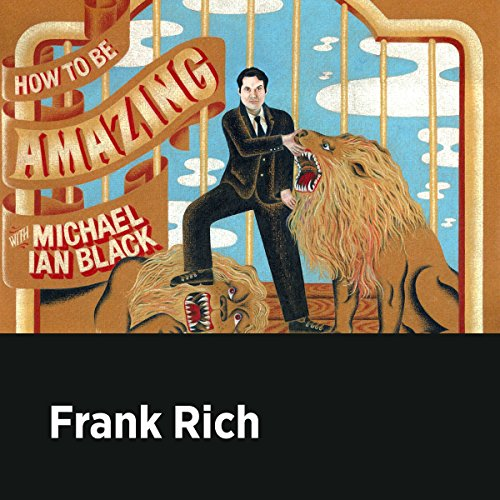 Frank Rich audiobook cover art