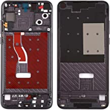 Cell Phone Replacement Parts Front Housing LCD Frame Bezel Plate with Side Keys for Huawei Nova 4 Repair Spare Parts