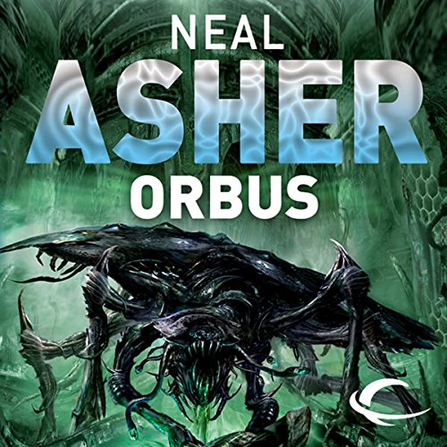 Orbus audiobook cover art