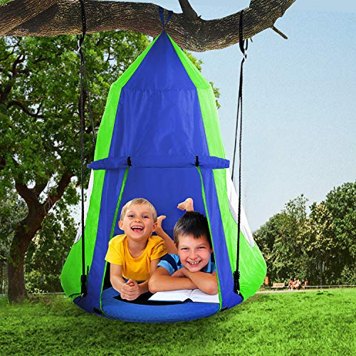 Hanging Tree Swing - Best for treehouse