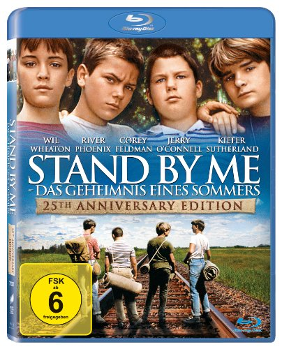 Stand by me - Das Geheimnis eines Sommers - 25th Anniversary Edition [Blu-ray]