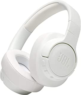 JBL TUNE700BT Cuffie Over-Ear Wireless Bluetooth – Cuffia pieghevole senza fili per Musica, Chiamate e Sport – Fino a 27h di autonomia – Colore Bianco