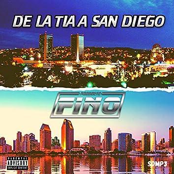 De La Tia a San Diego (En Vivo)