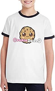 JosephHenkle Youth Boys Girls Contrast Color T-Shirts Teenager Cool Tee Gift