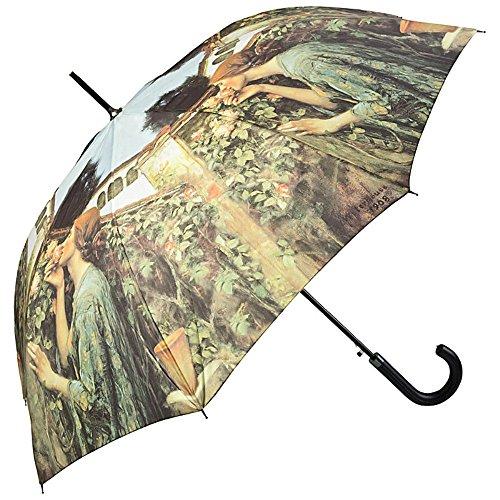VON LILIENFELD Paraguas Automático Arte Motivo John