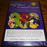 Essential Cuisine Chef Susan Teton 6 DVD Set NEW