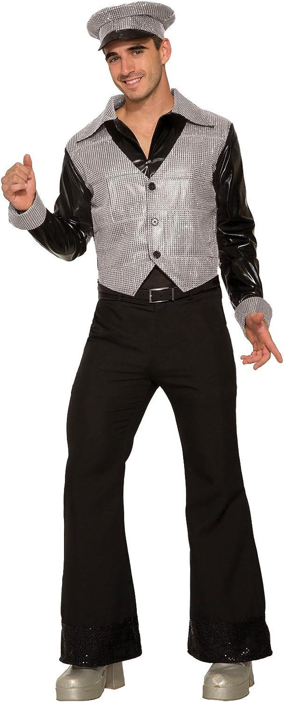 Forum Novelties Costume, Silver, Standard