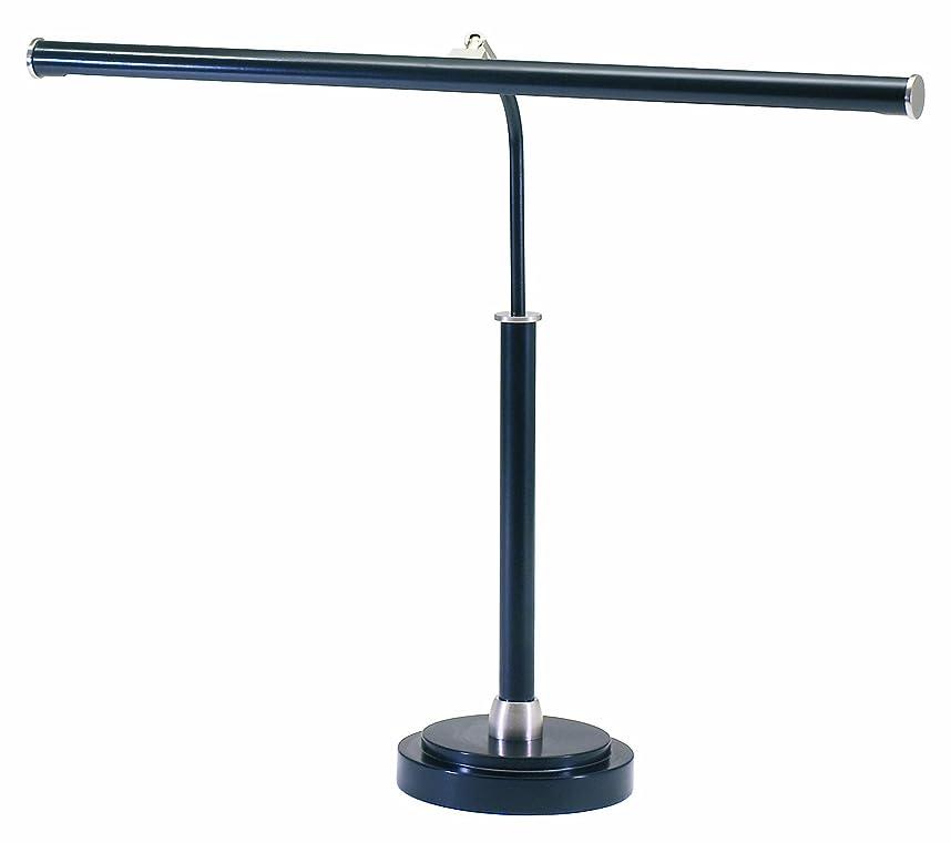 頑張る書誌ポータルHouse Of Troy PLED100-527 16-Inch Portable LED Piano Lamp, Black with Satin Nickel Accents by House of Troy