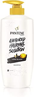 Pantene Advanced Hair Fall Solution Long Black Shampoo, 650 ml