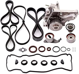 SCITOO Timing Belt Kit Replacement for Toyota Camry 92-01 2.2L L4