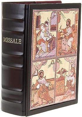 B@Home A y B casa 36499 Cajas de Libro (Juego de 4): Amazon.es: Hogar