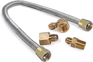 flexible propane line