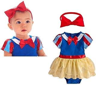 baby snow white dress