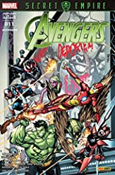 Avengers n°11 de Sean Isazake