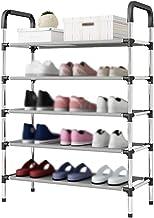 Shoe Organizer Set Shoe rack 5-Tier Storage Shoe Rack Hallway Cabinet Organizer Holder Assemble Shoes Shelf Home Living Ro...