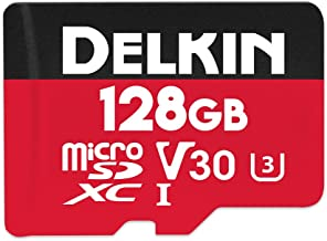 Best delkin 128gb micro sd card Reviews