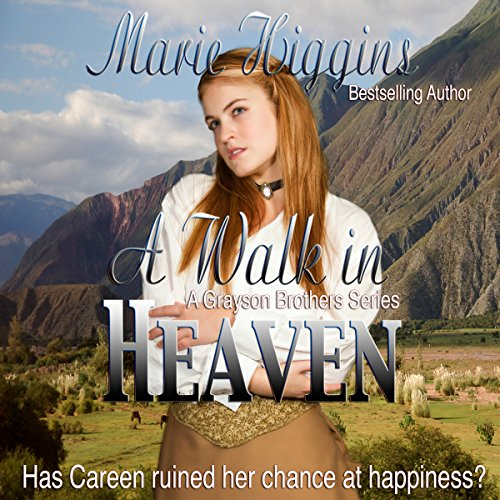 A Walk in Heaven  audiobook cover art