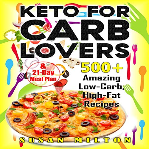 Keto for Carb Lovers Titelbild