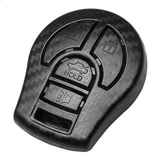 غطاء حماية تانجين كي فوب سلسلة G35 Q45 QX56 نيسان 350Z ألتيما أربرادا كيوب جوكي ماكسي إن في كويست روجيو سينترا 2 3 4 أزرار...