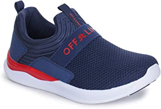 OFF LIMITS Groove 2.0-Navy/RED Running Shoes for Men's