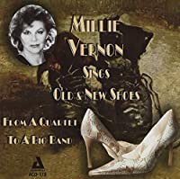 Millie Vernon Sings Old and New Shoes~From A Quartet To A Big Band~(ACD178)