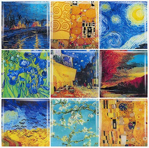 HomeyMosaic - Adhesivo decorativo para azulejos, para cocina (30 x 30 cm, 5 unidades)