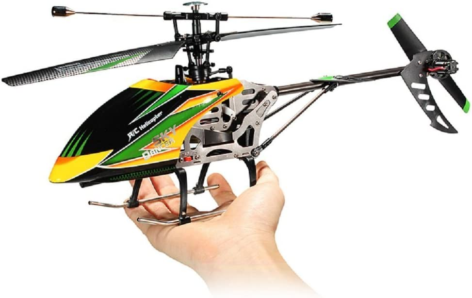 WLtoys Large V912 4CH Single Blade RC Helicopter