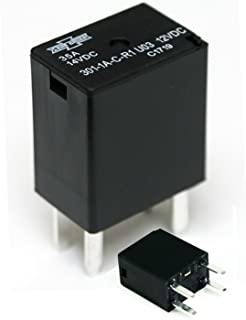 Song Chuan 301-1A-C-R1-U03 12VDC Micro 280 SPST 35A Relay (Pack of 1)
