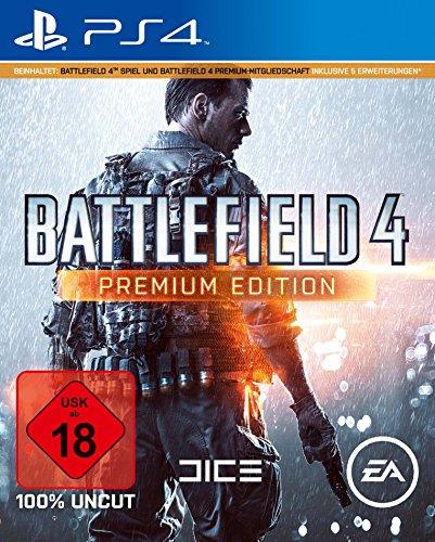 Battlefield 4 - Premium Edition - [Playstation 4]