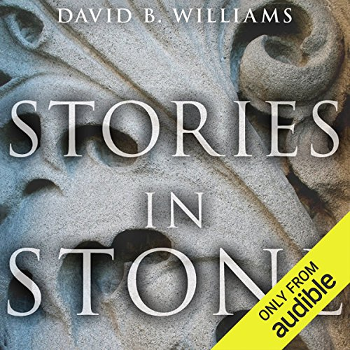 Stories in Stone audiobook cover art