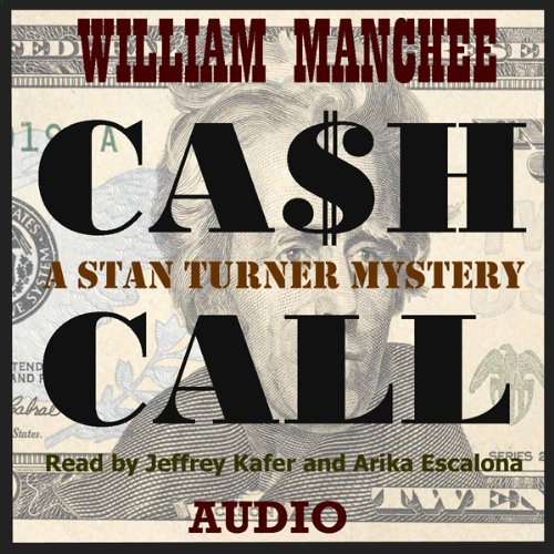 Cash Call audiobook cover art