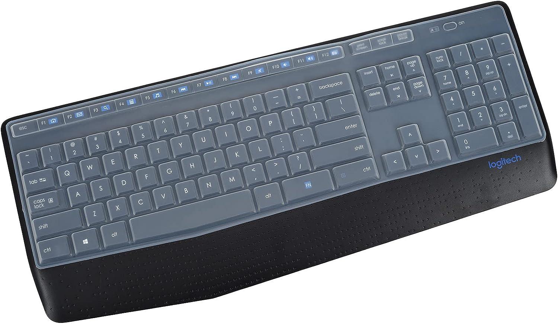 Keyboard Very popular Cover for Logitech MK MK345 Wireless Ranking TOP9