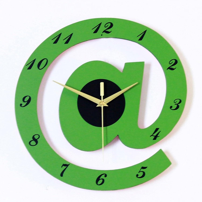 a precios asequibles Reloj de Parojo LXF LXF LXF Reloj De Reloj Creativo Reloj De Moda Reloj De Mudo Relojes De Dormitorio Nio Relojes Y Relojes Reloj De Cuarzo De Personalidad (Color   verde, Tamao   Pequeo)  ahorra hasta un 80%
