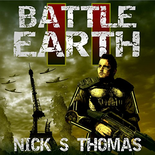 Battle Earth II audiobook cover art