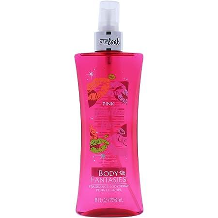 Body Fantasies Fragancia Pink Vanilla Kiss, 236 ml